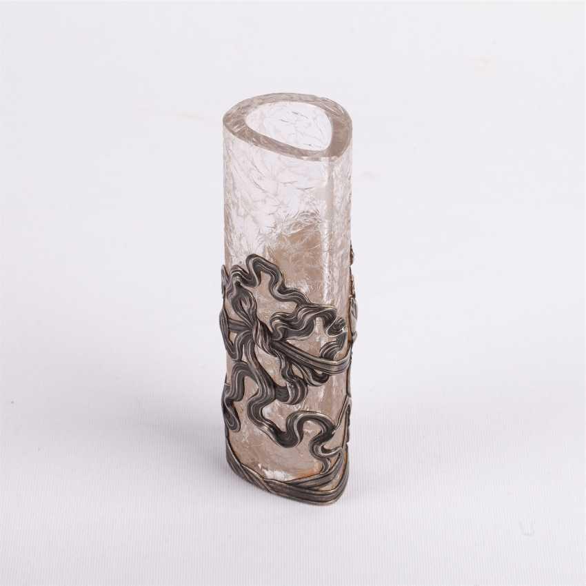 Decorative vase in the art Nouveau style - photo 2