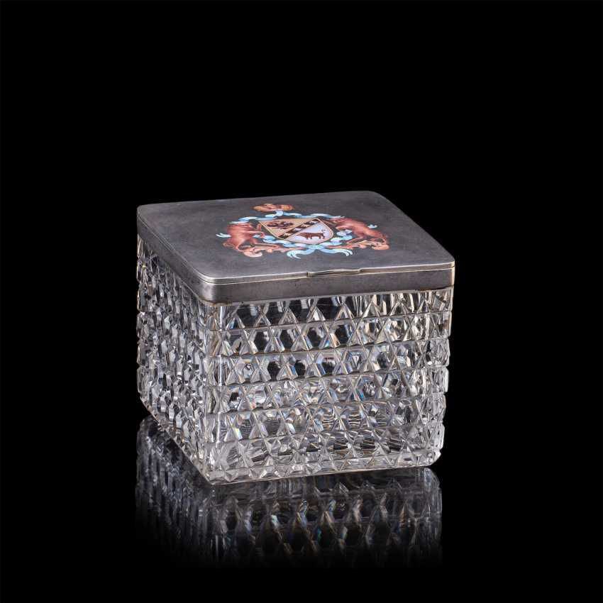 The box of the Imperial Palace. Faberge - photo 1