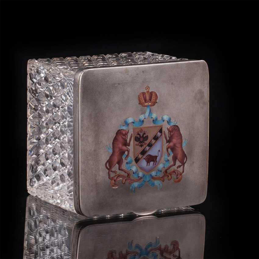 The box of the Imperial Palace. Faberge - photo 3