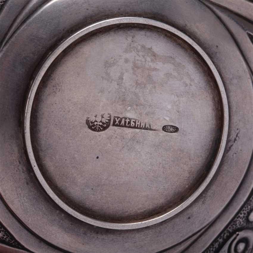 Необычный ковш «Петух». Фабрика И. Хлебникова - фото 4