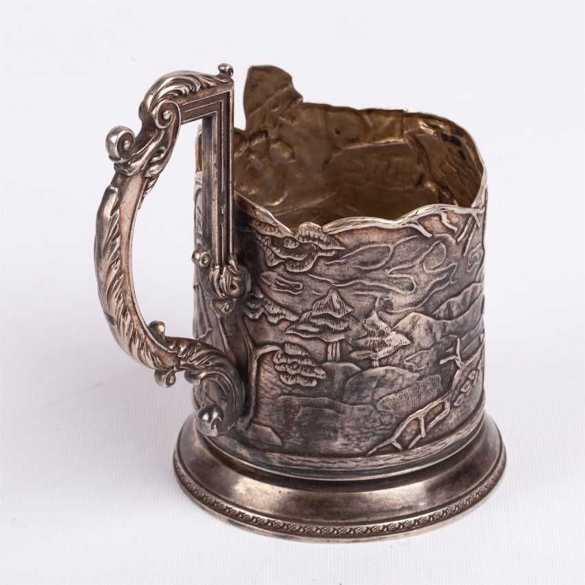 """The Cup holder in the neo-Russian style in a series of """"Bogatyrskaya Zastava"""" - photo 3"""