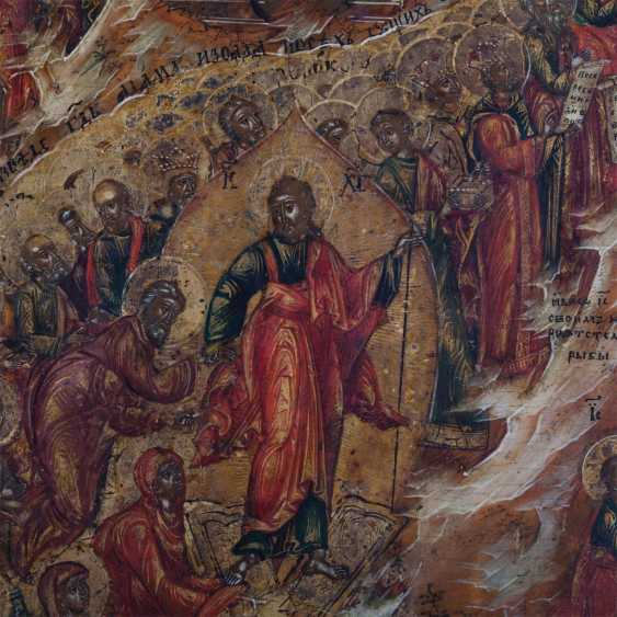 "Russian icon ""Resurrection of Christ"" - photo 3"