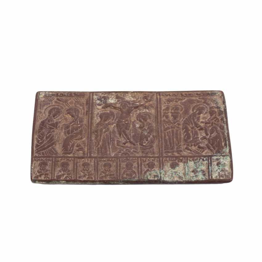 Rare plaquette, Russia, 16th century - photo 3