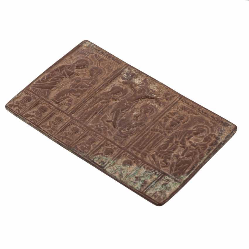 Rare plaquette, Russia, 16th century - photo 4