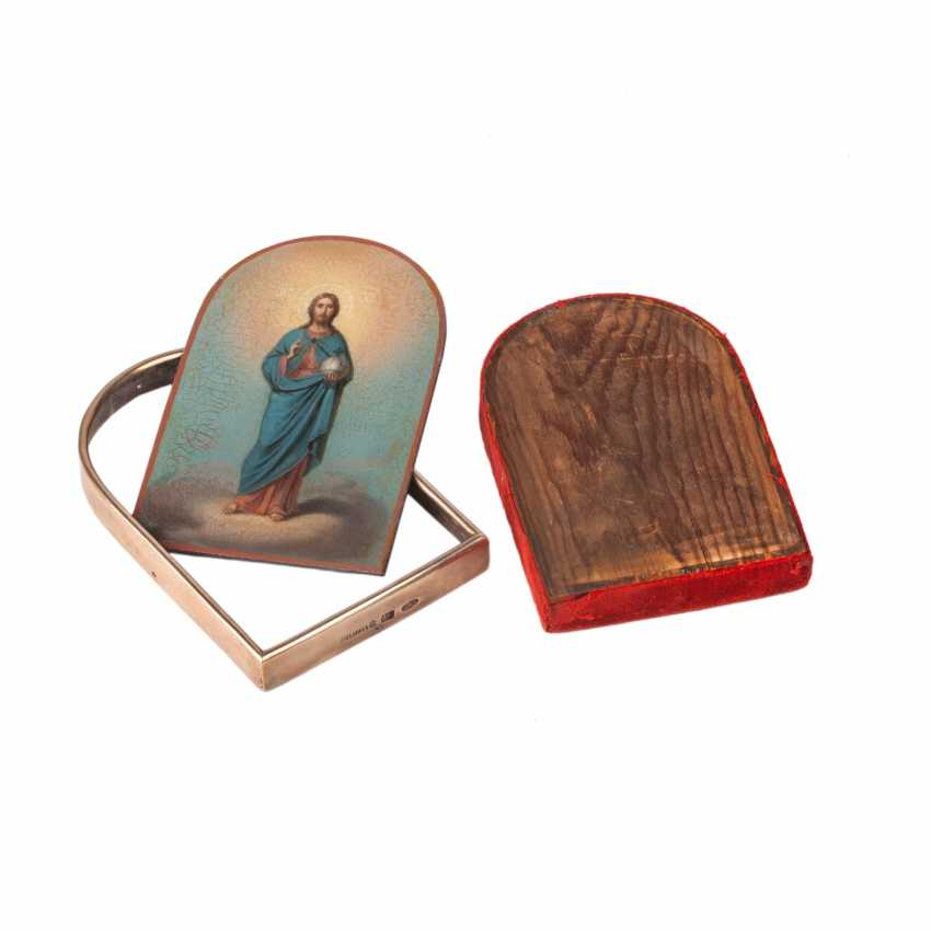 """Russian icon of """"Christ Reigning"""" - photo 5"""
