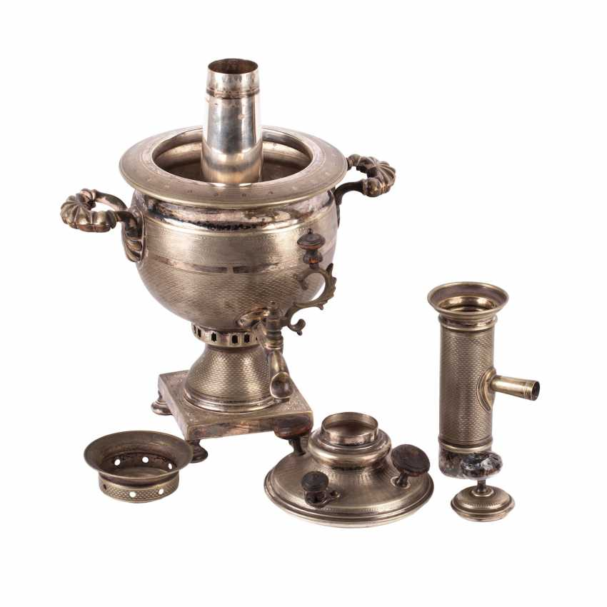 """Samovar """"vase"""" with a pipe - photo 3"""