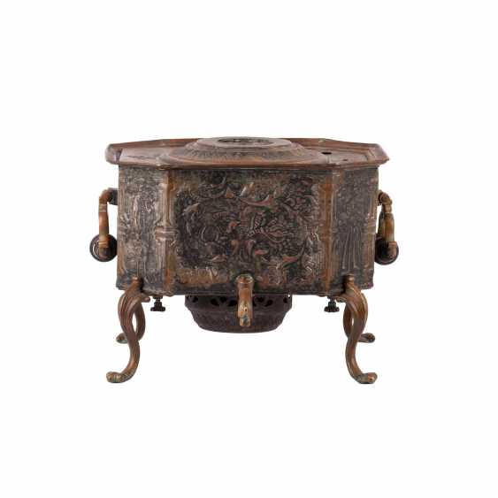 "Road miniature samovar ""box"" - photo 1"