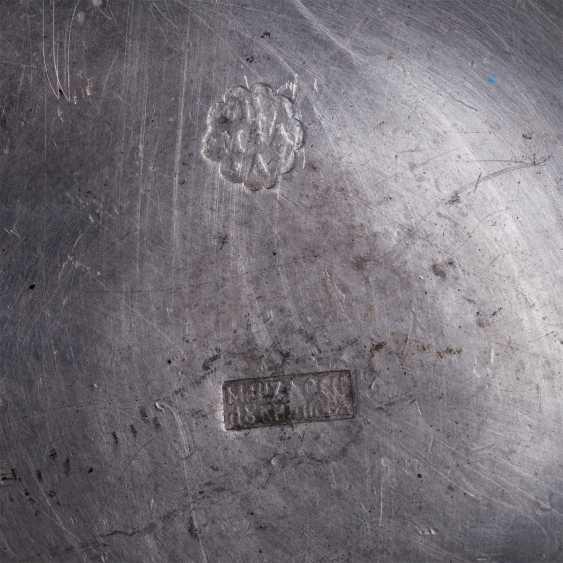 Russian metal dish - photo 5