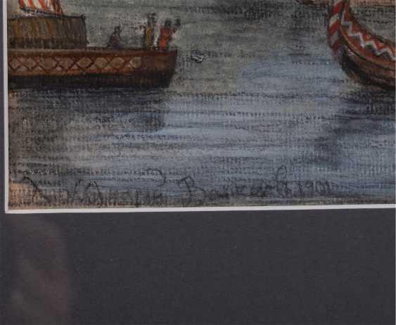 "Drawing ""the Varangian ships in Veliky Novgorod"" - photo 2"