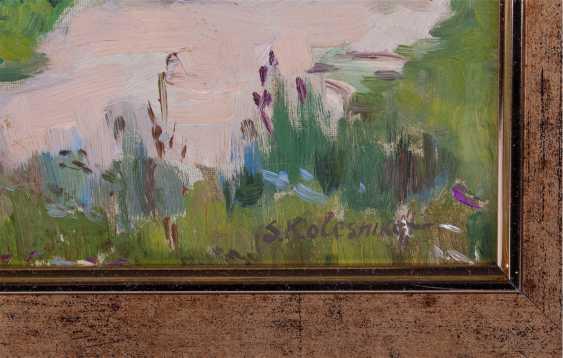 "Kolesnikov S. F. ""Summer landscape"" - photo 2"