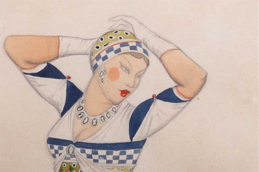 "Costume design ""Aglaya"" - photo 3"
