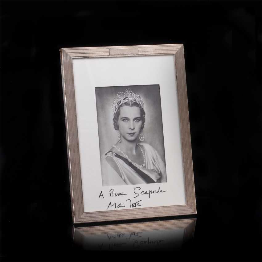 Gift a Cartier frame with a photo - photo 4