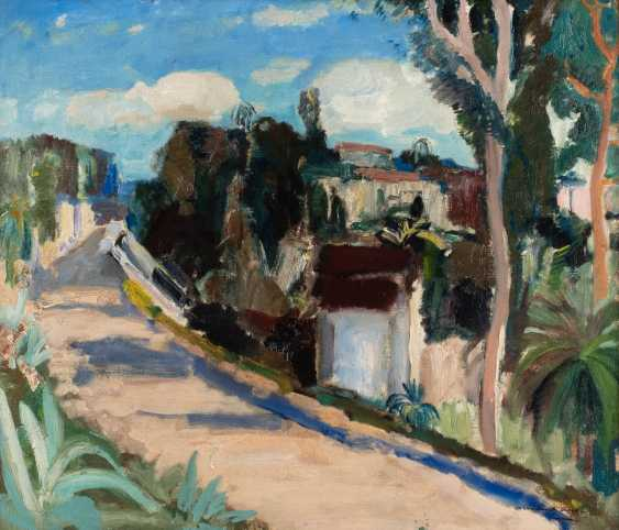 SOUTHERN FRENCH LANDSCAPE - photo 1