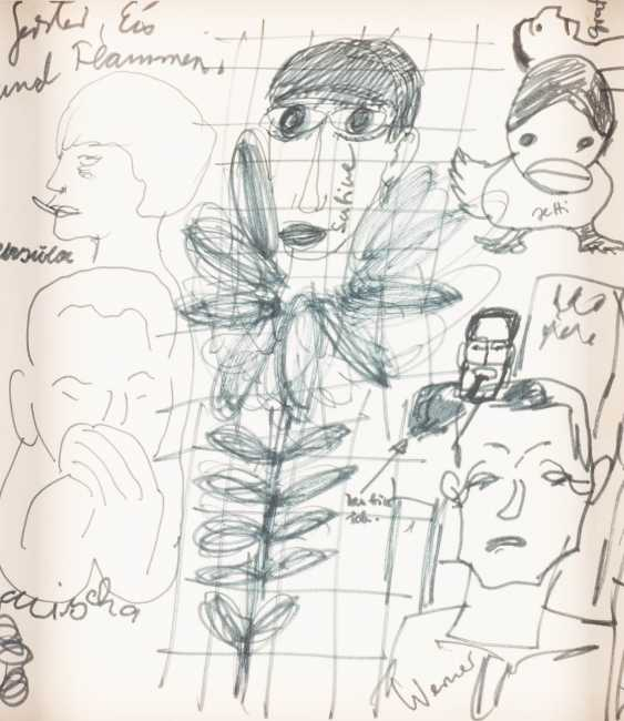 DRAWINGS FOR FRIENDS - photo 1