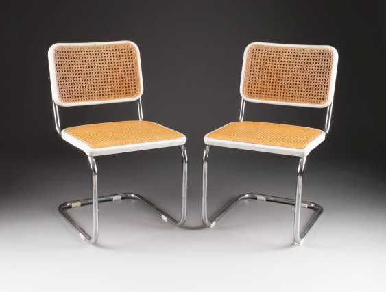DEUX CHAISE THONET S32 - photo 1