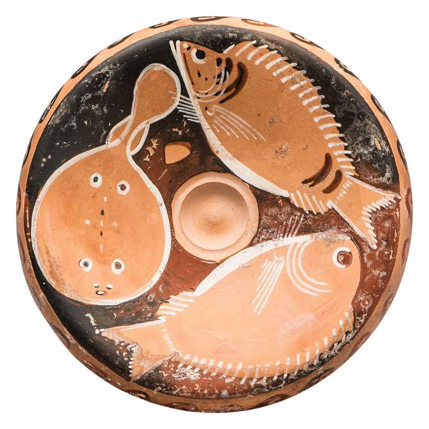 Кампании cher rotfiguriger рыбные блюда из Робинсон-художник группы - фото 1