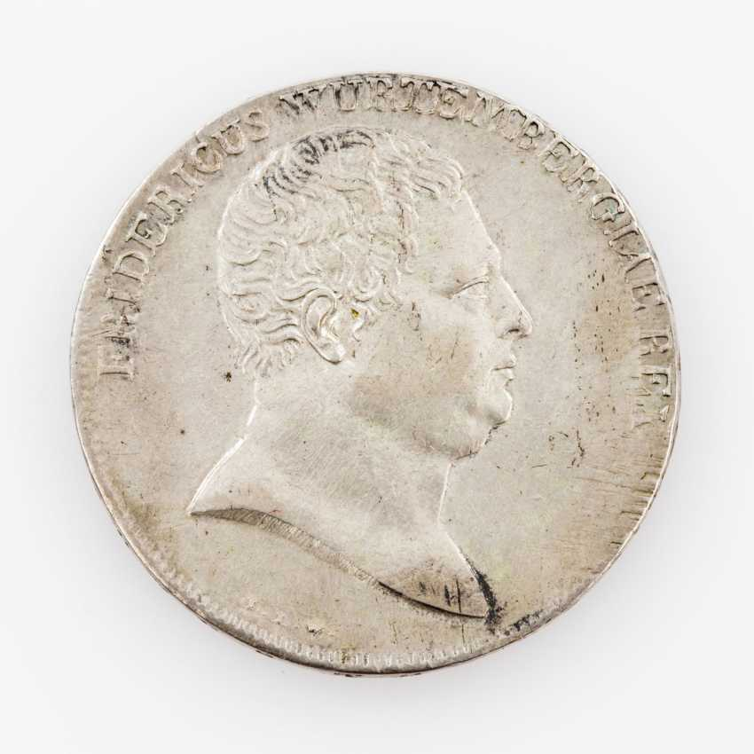 Württemberg crown Thaler of 1812, Friedrich II. (I.), medallist I. L. W. - photo 1
