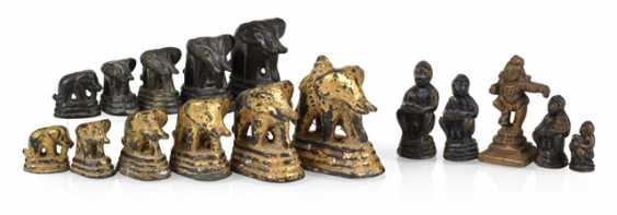 Collection Of Small Weights, - photo 1