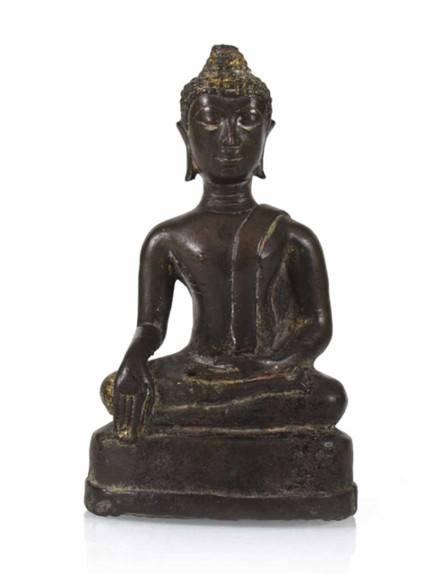 Buddha Shakyamuni, Bronze, - photo 1