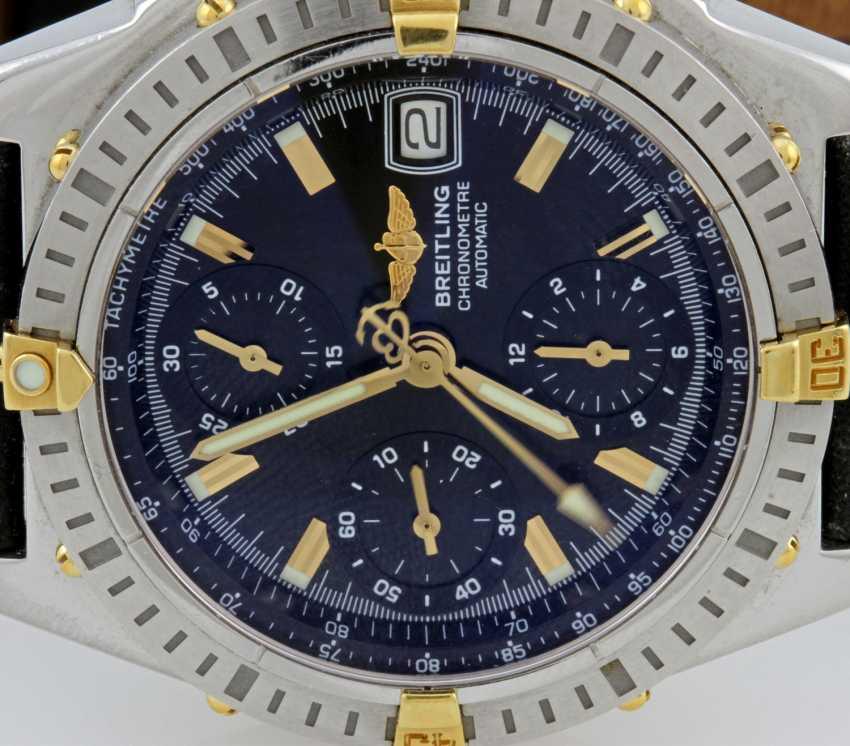 BREITLING men's Chronometre