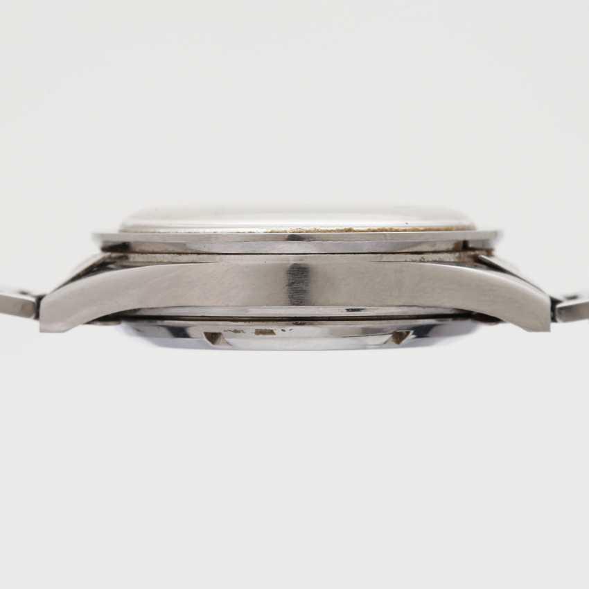 "OMEGA Herrenuhr ""Speedmaster"", 1950s, made in stainless steel. Ref. 2915-2. - photo 3"
