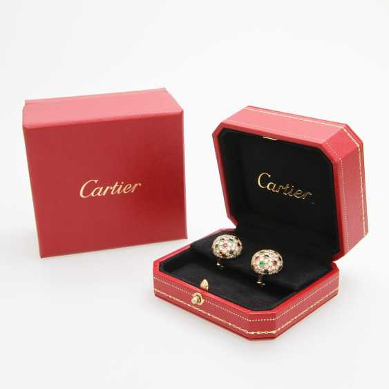 "CARTIER ""BAGHEERA"". Ohrclipse (Pair) - photo 2"