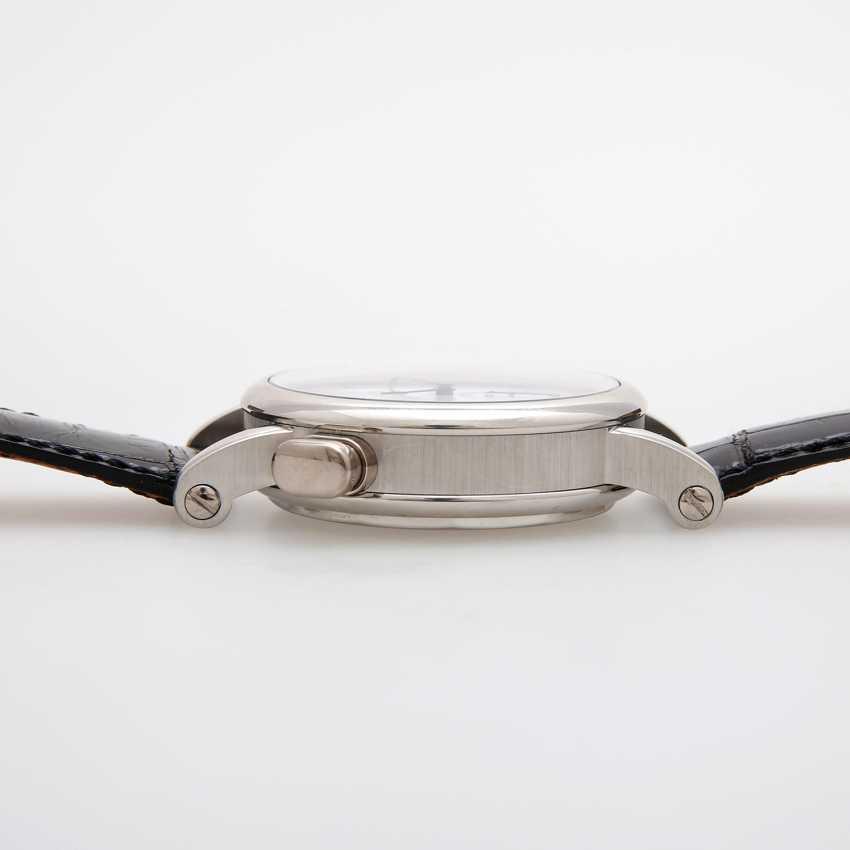 "CHRONOSWISS men's watch ""Repetition à Quarts"". Housing made of platinum. - photo 3"