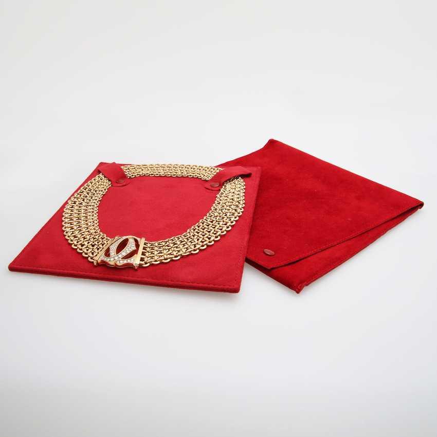 """CARTIER Necklace C de Cartier"""" - photo 2"""