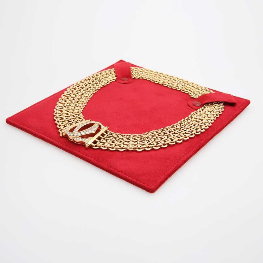 """CARTIER Necklace C de Cartier"""" - photo 3"""