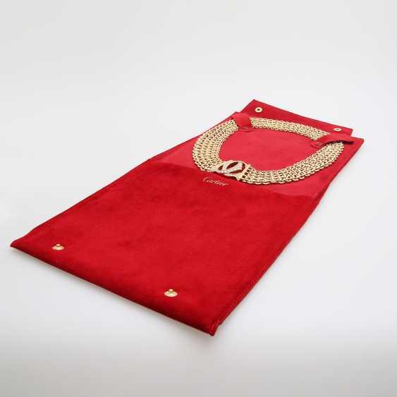 """CARTIER Necklace C de Cartier"""" - photo 4"""