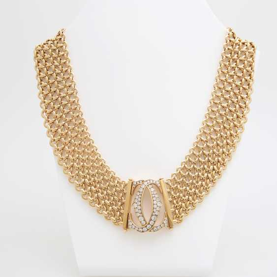 """CARTIER Necklace C de Cartier"""" - photo 5"""