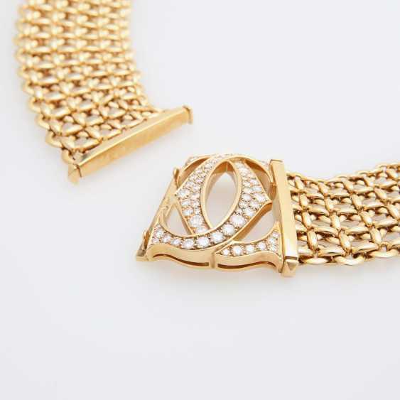 """CARTIER Necklace C de Cartier"""" - photo 6"""
