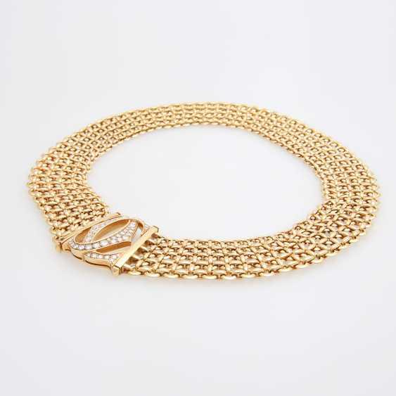 """CARTIER Necklace C de Cartier"""" - photo 1"""