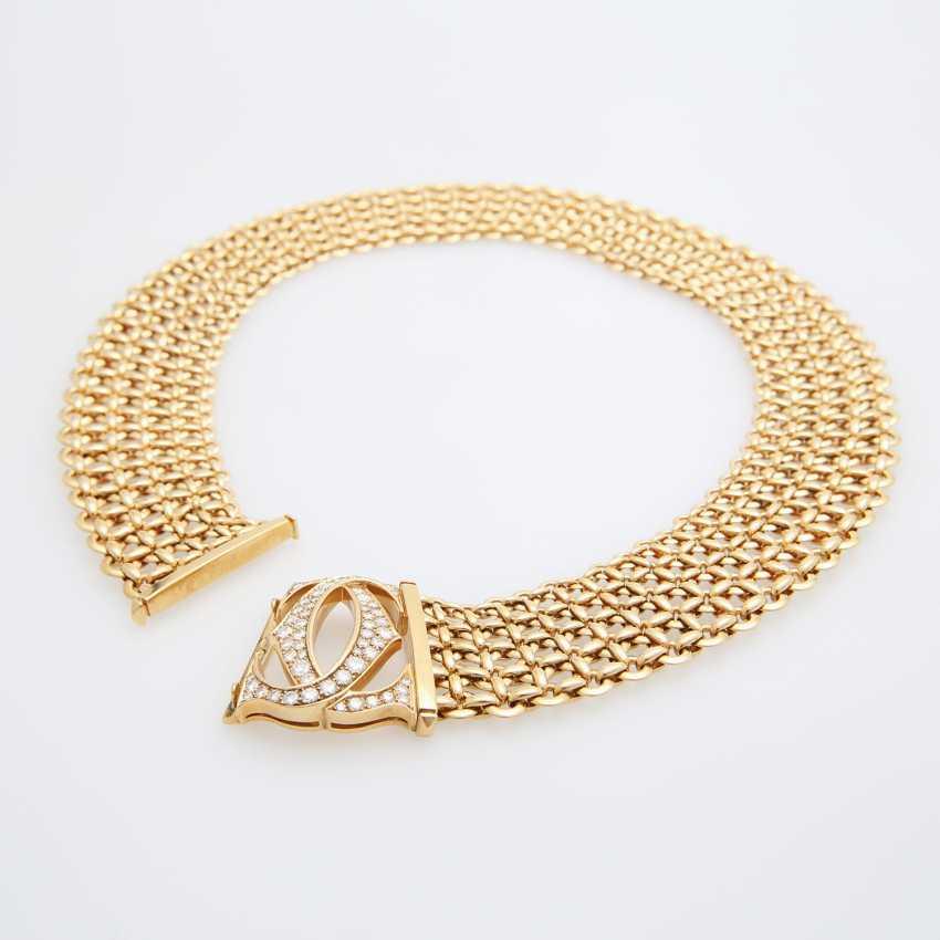 """CARTIER Necklace C de Cartier"""" - photo 7"""