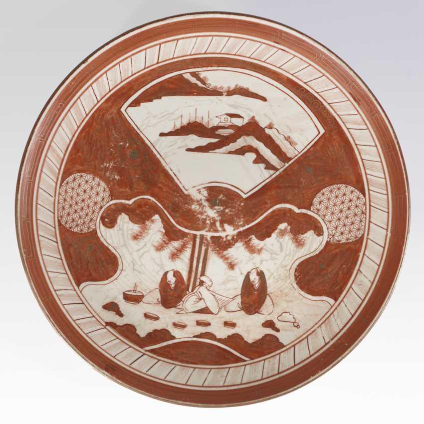 Arita Porcelain Plate - photo 1