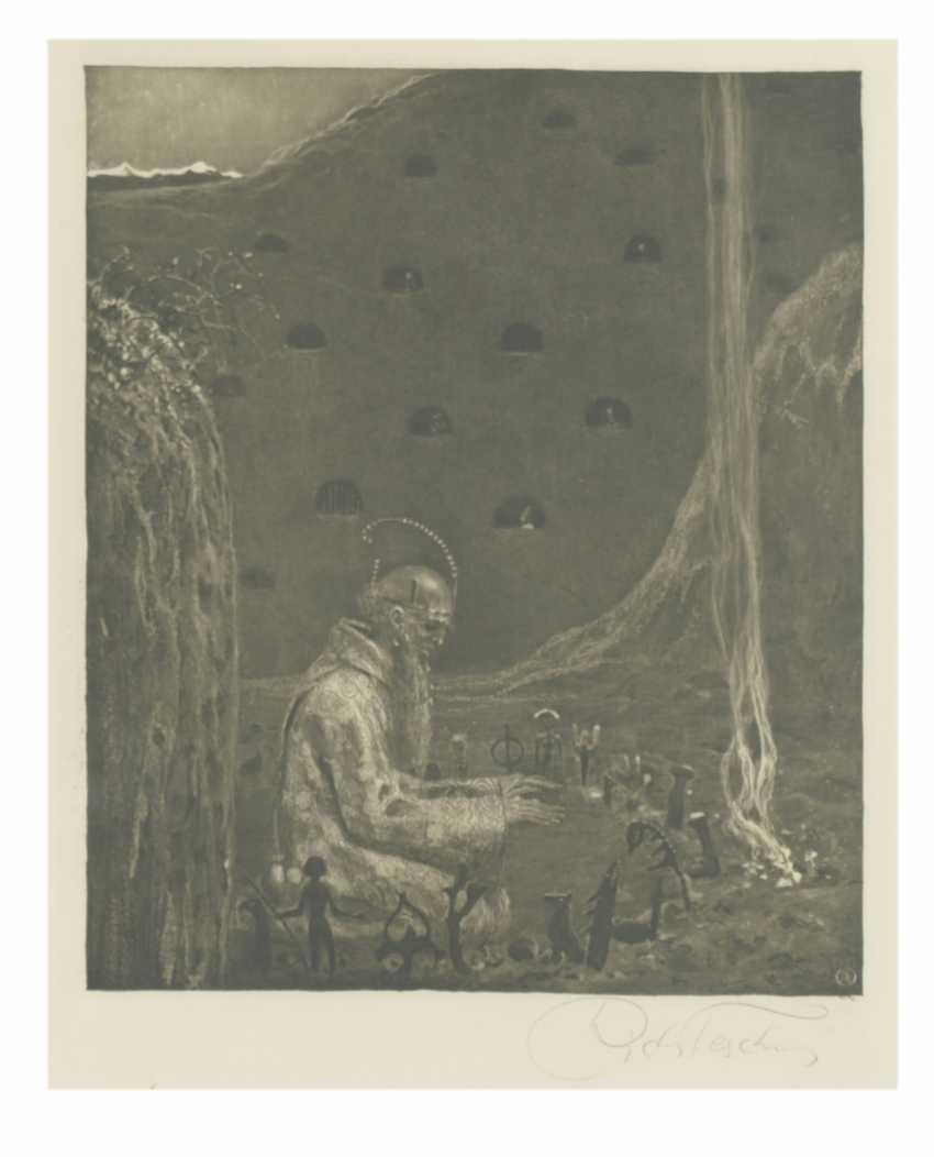 Richard TESCHNER (1879-1948) - photo 1