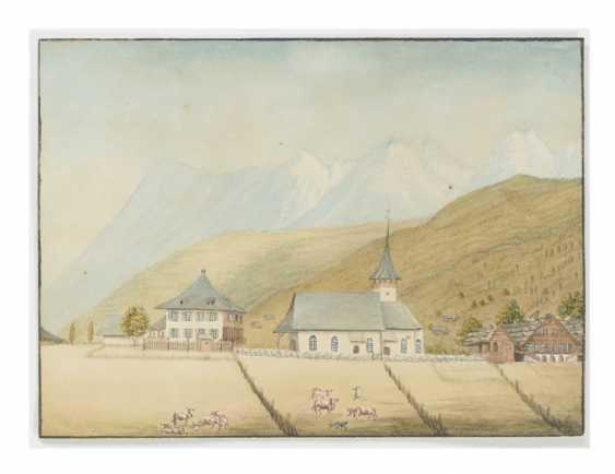 Jakob Samuel WEIBEL (1771-1846) - photo 1