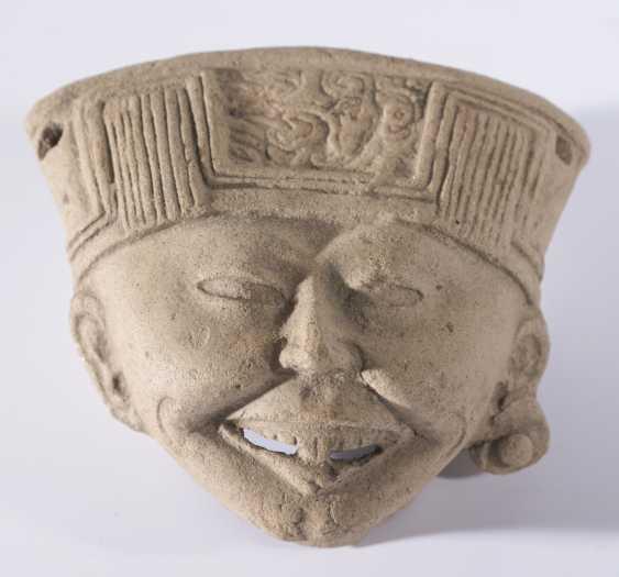 Terracotta Head - To - - photo 1