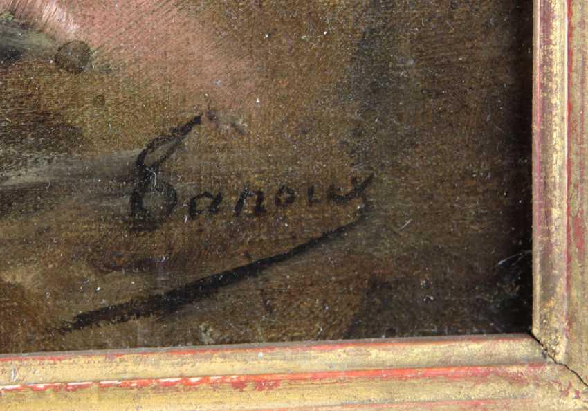 Danaë reçoit la Saulaie - Tanoux, Henri Adrien - photo 2