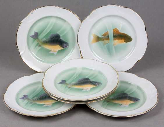 Villeroy & Boch Set Of Fish Plate - photo 1