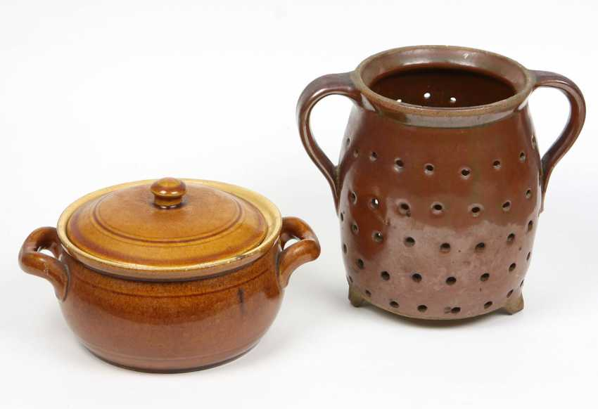Bauer pottery around 1900 - photo 1