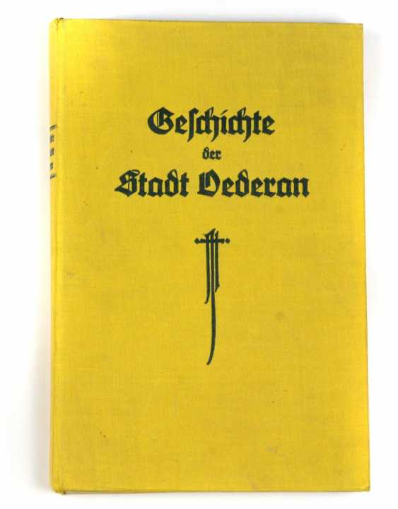 History of the town of Oederan - photo 1
