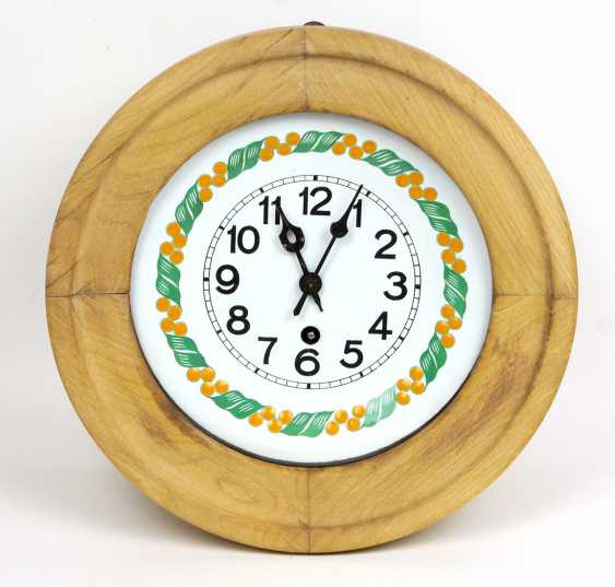 Gustav Becker wall clock 1920s - photo 1