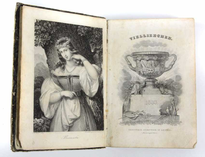 Much Love Almanac 1833 - photo 1