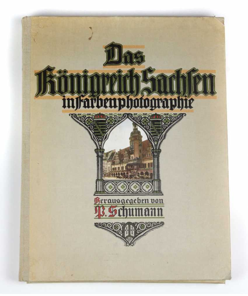 The Kingdom Of Saxony - photo 1