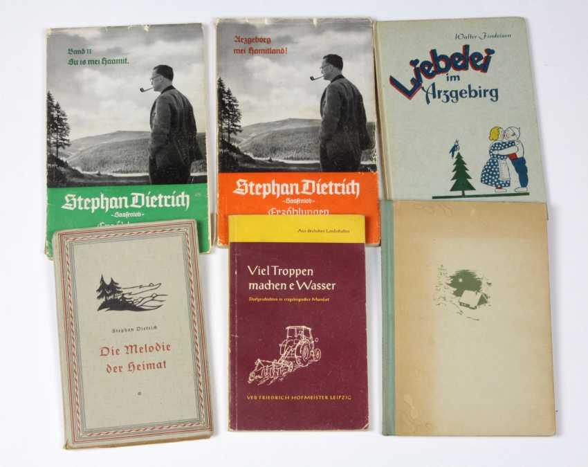 Vintage Erzgebirge Books - photo 1