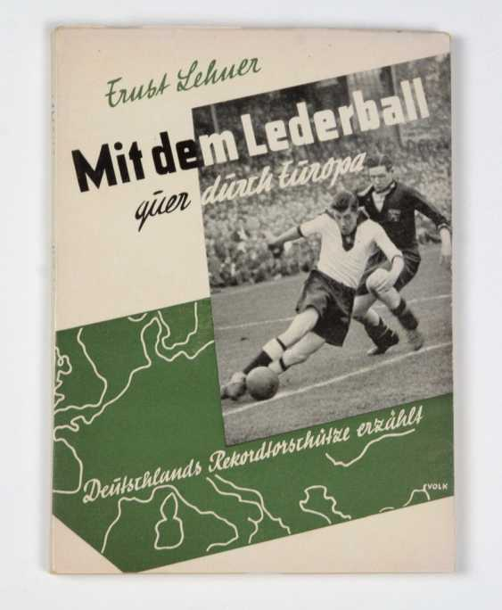 With the leather ball across Europe - photo 1