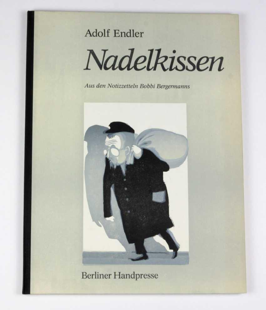 Pin Cushion - Adolf Endler - photo 1