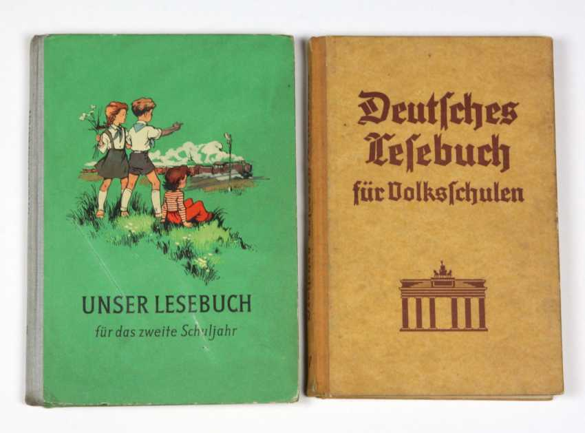 German reading book for elementary schools - photo 1
