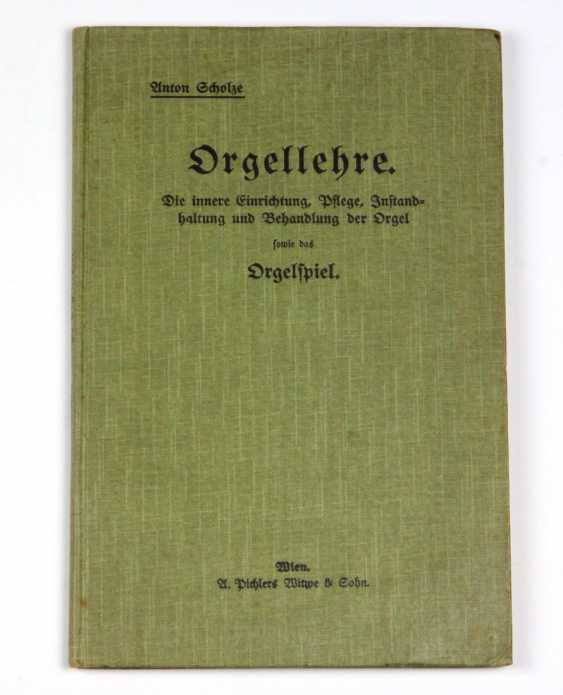 Organ teaching - photo 1